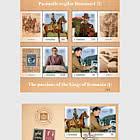 The Passions Of The Kings Of Romania (I) - Philatelic Album