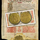 Romanian Postage Stamp Day - Seals Of The Romanian Rulers (II) - Imperforated Souvenir Sheet