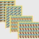 Desert Fauna - Sheet of 32 Stamps