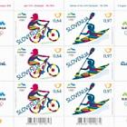 Sport – Games of the XXXI Olympiad, Rio de Janeiro (Sheetlet of 6)