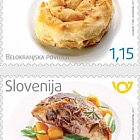 Bela Krajina Povitica & Roast Lamb with Rosemary