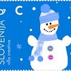 New Year 2017 - (Snowman)