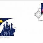 Christmas 2017 - (Holy Family FDC)