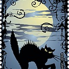 Superstition and Magic in Slovenia - (Black Cat)