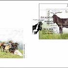Fauna 2018 - Domestic Animals - (FDC M/S)