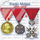 125th Anniversary of the Birth and Centenary of the Death of Franjo Malgaj