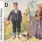 Euromed Postal - Costumes of the Mediterranean