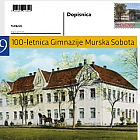 100 Years of Murska Sobota Grammar School