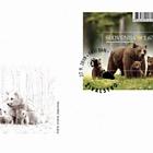 Fauna - Brown Bear - FDC M/S