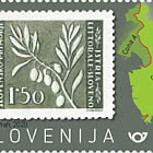 75th Anniversary of the First Slovene Postage Stamps for the Slovene Littoral and Istria
