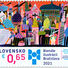 Bienal de ilustraciones - Bratislava 2021