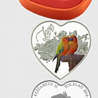 Liebe Vögel und Liebe ist Für Immer
