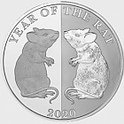 Year of the Rat - Mirror Rats  - 20% OFF!