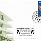 展览会纪念卡 – 2017年加菲尔德佩里三月邮展聚会