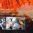 Melbourne 2017 FIAP International Stamp Exhibition- (M/S CTO)