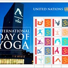 International Day of Yoga - (Sheetlet Mint)