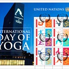 International Day of Yoga - (Sheetlet CTO)