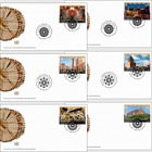 2017 UNESCO Silk Roads - (3 Offices) - (FDC Single Stamp)