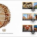 2017 UNESCO Silk Roads - (3 Offices) - (FDC Triple)