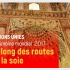 2017 World Heritage - UNESCO Along the Silk Roads - (Geneva)