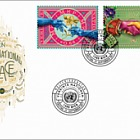 2017 International Day of Peace - (Vienna) - (FDC Set)