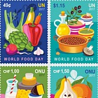2017 World Food Day - (3 Offices) - (Set Mint)