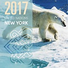 Annual Collection Folder 2017 - (New York) - (Mint Condition)