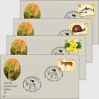 (Geneva) - 2018 Endangered Species - (FDC Single Stamp)