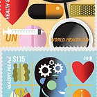 (New York) - 2018 World Health Day - (Set CTO)