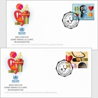 (New York) - 2018 World Health Day - (FDC Single Stamp)
