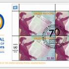 2018 NY Definitive US$ 2.50 - (FDC Block of 4)