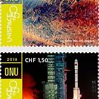 (Geneva) - UNISPACE+50 - (Set CTO)