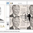 Nelson Mandela Day - (FDC Block of 4)