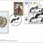 (New York) - 2018 Definitive - (FDC Block of 4)
