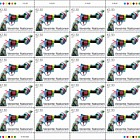 (Vienna) - Definitive 2018 - (Full Sheet CTO €2.30)