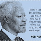Kofi Annan New York Definitive - Set Mint