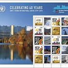 UNPA - Vienna International Center 40 Jahre