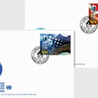 (New York) - Climate Change 2019 - FDC Single Stamp