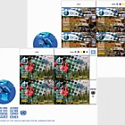 (Geneva) - Climate Change 2019 - FDC Block of 4
