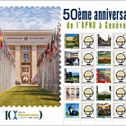 UNPA - Geneva 50th Anniversary - Mint