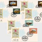 (3 Offices) - 2019 World Heritage, Cuba - FDC Single Stamp
