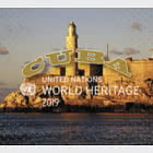(New York) - 2019 World Heritage, Cuba - SB CTO
