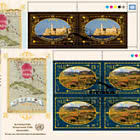 (New York) - 2019 World Heritage, Cuba - FDC Block of 4