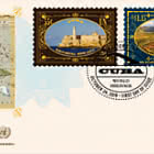 (New York) - 2019 World Heritage, Cuba - FDC Set
