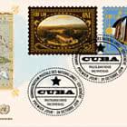 (Geneva) - 2019 World Heritage, Cuba - FDC Set
