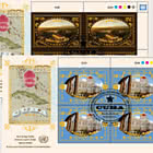(Geneva) - 2019 World Heritage, Cuba - FDC Block of 4