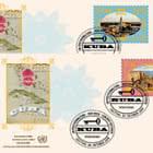 (Vienna) - 2019 World Heritage, Cuba - FDC Single Stamp
