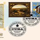 (Vienna) - 2019 World Heritage, Cuba - FDC Set