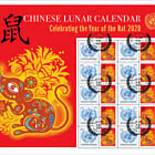 Chinese Lunar Calendar - Year of the Rat - CTO