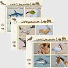 (3 Offices) - Endangered Species 2020 - Set Mint